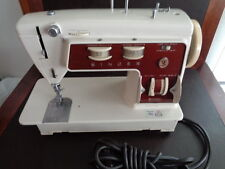 HEAVY DUTY SINGER SEWING MACHINE SCHOLASTIC MODEL 6704 WOW