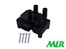 FORD ZETEC COIL PACK 1.4 1.6 1.8 2.0 BLACK TOP 1997-ON PUSH ON TYPE AYI
