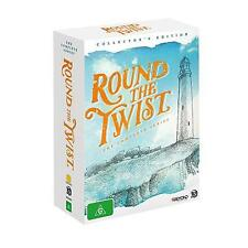 Round The Twist : Collector's Edition (DVD, 2018) (Region 4) New Release