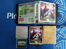 SNK NEO GEO POCKET GAME NEO GEO CUP 98 (ENGLISH VERSION USED)