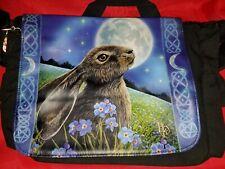 Lisa Parker Gazing Hare Messenger Bag (Fantasy Art, Accessories, Purse)Nemesis