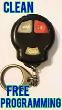 CLEAN AUTO COMMAND DESIGN TECH KEYLESS PHOB REMOTE START FOB TRANSMITTER ELGTX7