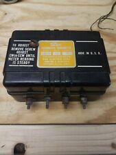 Vintage Sun Tachometer Transmitter EB-9 12 Volt 8 Cylinder