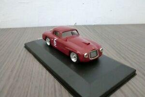 FERRARI 166 S BERLINETTA ALEMANNO 1948 - MODELLO TOP MODEL 1/43
