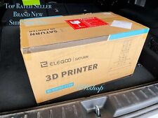 ELEGOO Saturn MSLA 4K Monochrome LCD Resin 3D Printer 2021 Version USB Port
