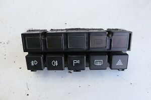 Ferrari 348 TB Complete Upper Push Button Switch Panel Unit J161