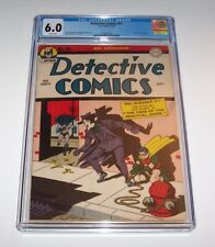Detective Comics #91 - DC 1944 Classic Golden Age Issue (Joker) - CGC FN 6.0