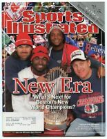 SI: Sports Illustrated November 8. 2004 New Era: David Ortiz, Pedro Martinez, VG