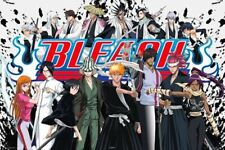 Bleach reproduction TV show anime poster 24x36 free shipping