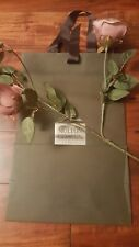 MOLTEN BROWN Paper Gift Bag BROWN *MEDIUM Size* USED *RARE* STYLISH*