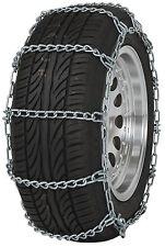 185/65-15 185/65R15 Tire Chains Regular Link Snow Traction Passenger Car