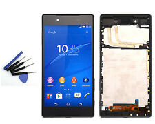 Frame Lcd Touch Screen Digitizer Assembly For Sony Xperia Z5 E6603 E6653 E6683