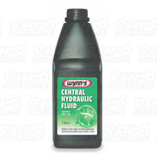 Wynns 189869 1l Central Hydraulic Fluid 1 Litre CHF 11s Amber Colour Synthetic