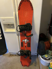 Limited Edition Burton X Keith Haring Directional Snowboard