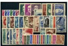 Timbres Année complète 1938.  France  OBL