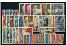 Timbres Année complète 1938.  France  Neuf*