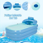 Blow+Up+Adult+PVC+Portable+Spa+Warm+Bathtub+Inflatable+Bath+Tub+Air+Pump+Kit
