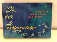 Wellenschlag vom Bodensee Umweltschutzprojekt Brettspiel Familie Gesellschafts