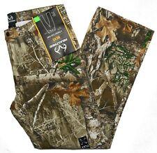Realtree Edge #9915 NEW Men's 5 Pocket Flex Camouflage Pants