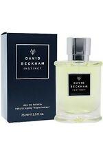 David Beckham Instinct Cologne Spray for Men, 2.5 Fluid Ounce