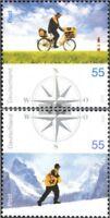 BRD (BR.Deutschland) 2447-2448 (kompl.Ausg.) gestempelt 2005 Briefzustellung