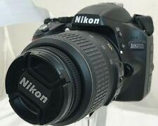 Nikon D3200 DSLR Camera with a Nikon DX AF-S 18-55mm 1:3.5-5.6G VR Lens