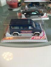 Majorette Fourgon Police MIB