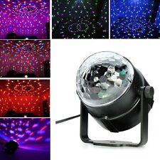 Mini LED RGB Stage Laser Light Party DJ Disco Lighting Crystal Effect Magic Ball