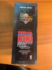(1) - 1993-94 Upper Deck Basketball Series 2 Locker Box - Air Jordan MJ