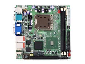 Commell LV-672  Pentium 4 LGA 775 Mini-ITX Motherboard
