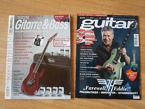guitar Nr.247 Ausgabe 12/2020 Magazin mit CD + Gitarre & Bass 12/2020