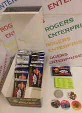 34 Packs de Big Deal COOL CAPS 1994 Pogs milkcaps & SLAMMERS En Boîte de détail-Nouveau
