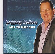 Jeffrey Peters-Laat Mij Maar Gaan cd single