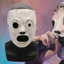 Slipknot Corey Taylor Cosplay Mask Costume Adults Halloween Party Props Latex