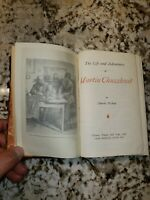 Antique Book Charles Dickens The Life and Adventures of Martin Chuzzlewit