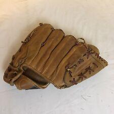 LM Dickson K-2600 Leather Baseball Glove Mitt Japan Made Cow Hide RHT Free Ship!