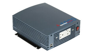 Samlex SSW-1000-12A 12V DC to AC 1000W Pure Sine Wave Inverter