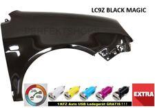 VW POLO  9N Kotflügel LC9Z BLACK MAGIC RECHTS vorn NEU bj 01-05 Lackier Garantie
