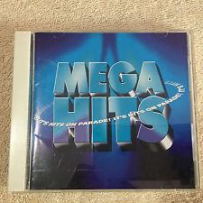Mega Hits IT'S HITS ON PARADE CD_ JAPAN _GOOD+++.