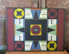 Primitive Old Fashioned Style Gameboard Game Board HOME Tender Heart Treasures