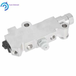 For Chevy Truck Proportioning Valve Disc/Drum White New