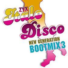 Various – ZYX Italo Disco New Generation Bootmix 3 LP Vinyl ZYX NEW!