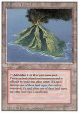 1x Moderately Played Volcanic Island MTG 3rd Edition/Revised -ChannelFireball-