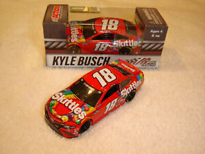2020 KYLE BUSCH #18 SKITTLES TOYOTA 1/64 ACTION LIONEL NEW IN STOCK