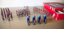 Britain's CHANGING OF THE GUARD Toy Soldiers no. 9424 COMPLETE SET vintage 1960s