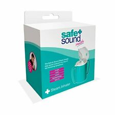 Safe and Sound Manual Steam Inhaler Cup with Flexible Nasal Attachment. 14cm inc