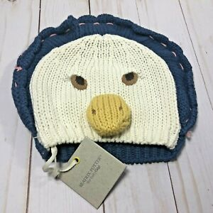 Beatrix Potter Baby Gap Jemima Puddle Duck Knit Newborn Preemie Hat Beanie