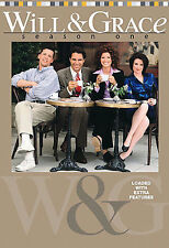 Will & Grace - Season One  DVD  ~RESEALED~