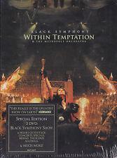 WITHIN TEMPTATION - black symphony DVD