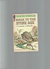 BACK TO THE STONE AGE ,edgar  burroughs, ace # F-245, ******